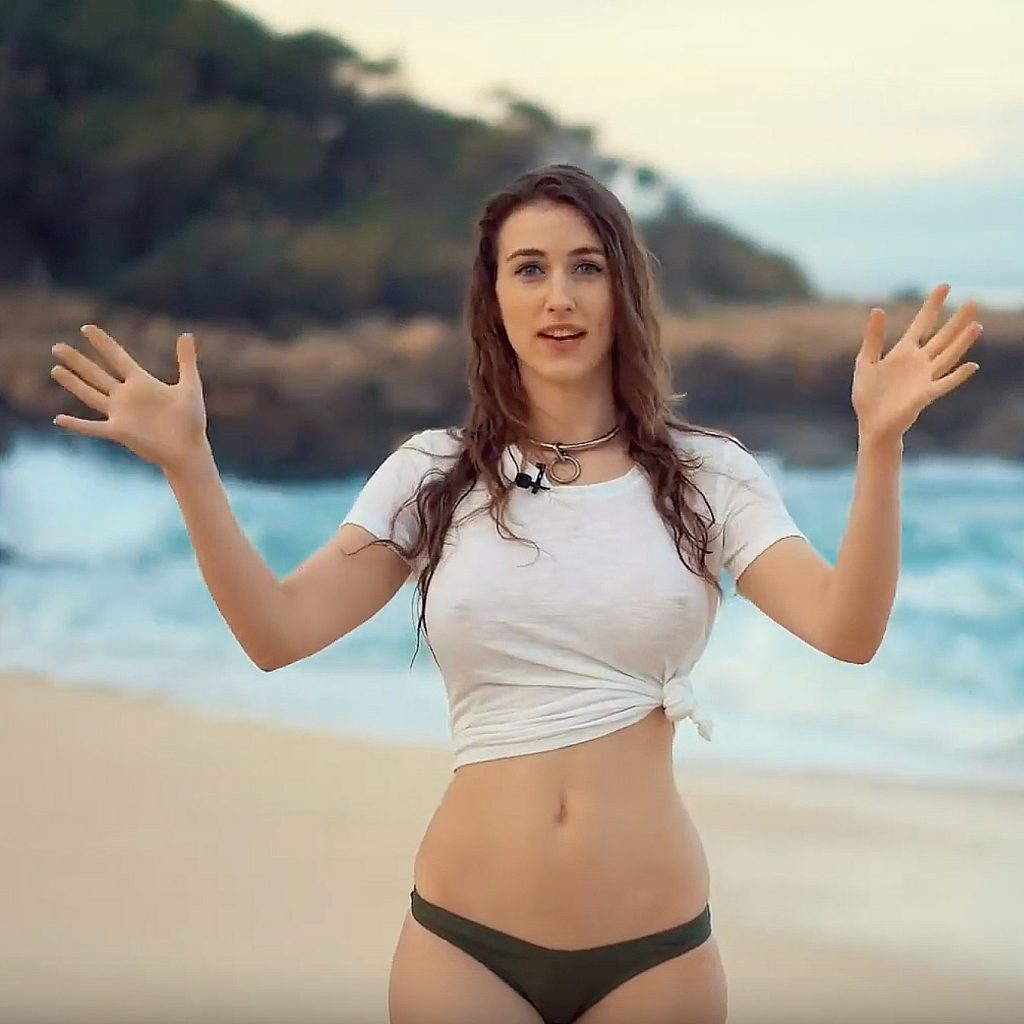 If the t-shirt gets wet [Video] | The Tipsy