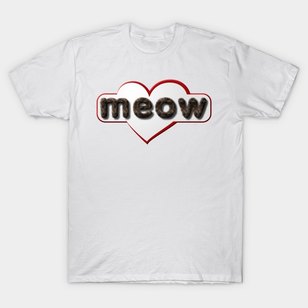 Classic t-shirt for cat-lover at TeePublic.