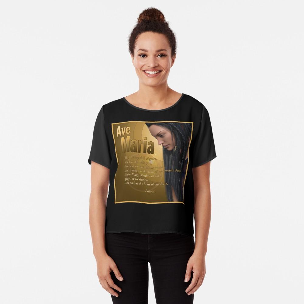Ave Maria, Virgin Mary,  t-shirt