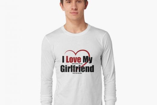I love my PlayStation Long Sleeve T-Shirt.