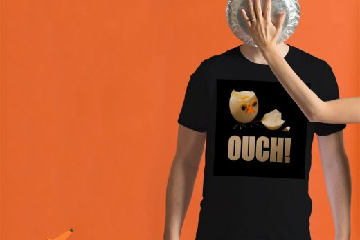 Ouch! T-shirt.