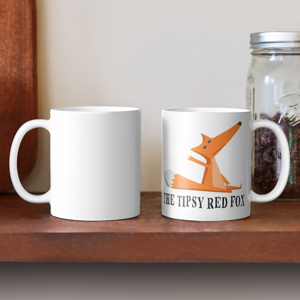 Coffee, tea or hot cocoa - You need a mug!