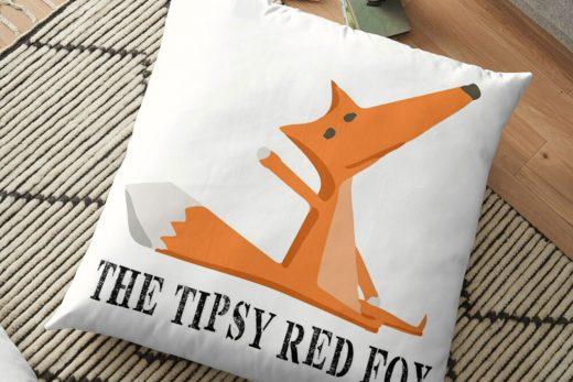 The Tipsy Red Fox | Home Decor Ideas.