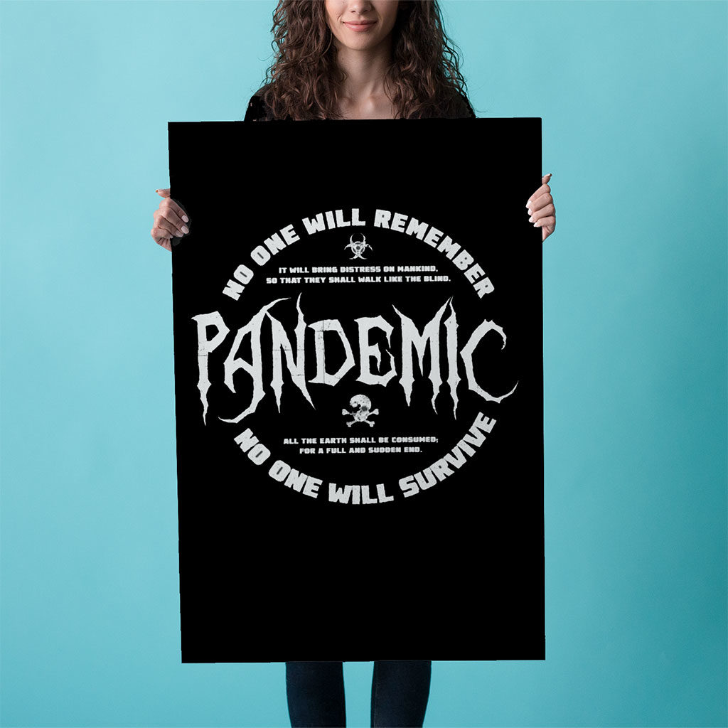 Pandemic - Global outbreak - Clothes for survival.