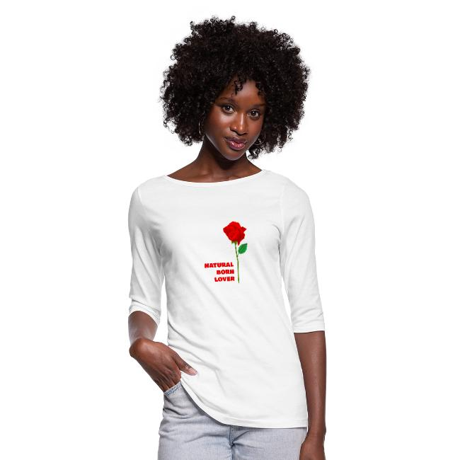 I'm a master in seduction! The Tipsy Red Fox designed Women's Premium 3/4-Sleeve T-Shirt.