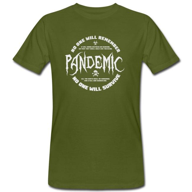 Men's Organic T-Shirt.