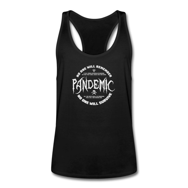 Men's Tank Top with racer back.