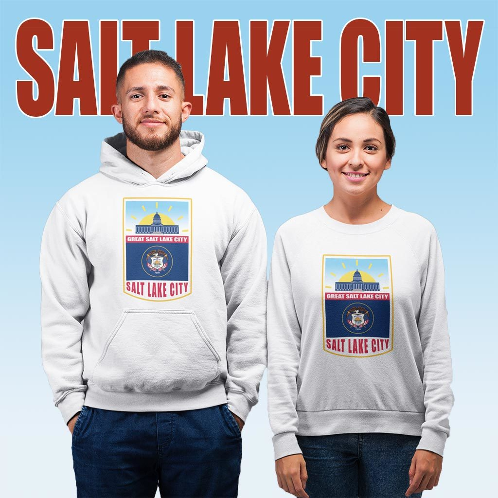 Salt Lake City - Utah | Sweatshirts and hoodies.